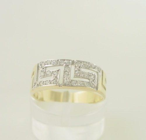 Greek- key-rings-Greek-Jewelry-Meander-rings-jewellery-Greece-shop-Greek Key rings-Meander gold rings-Greek gold Jewelry-Wedding's Rings