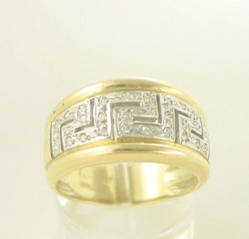 Greek key rings-Greek Jewelry-Meander ring-Greek jewellery-Greece