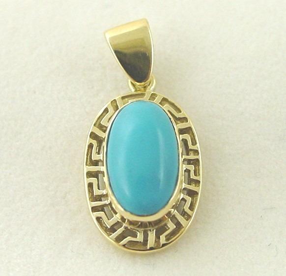 Greek gold jewelry greek handmade jewelry greek jewelry shop greek key pendant greek jewelry gkpe 30 aloadofball Choice Image