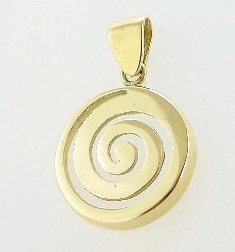 Ancient Greek Pendant - Greek Jewelry ANPE 138