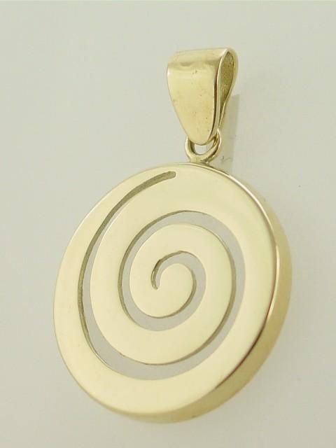 Ancient Greek Pendant - Greek Jewelry ANPE 139