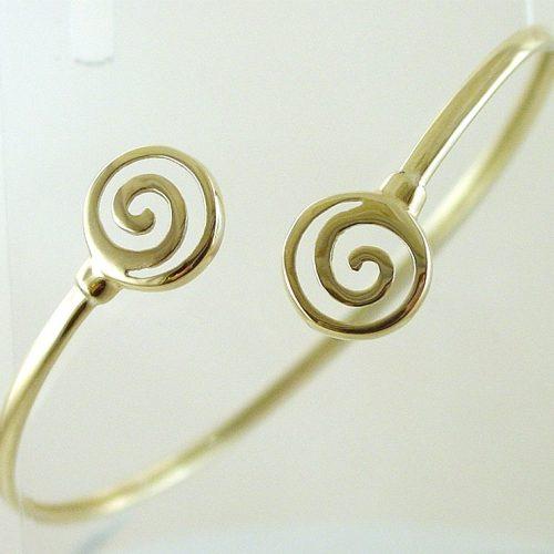 Ancient Greek bracelets