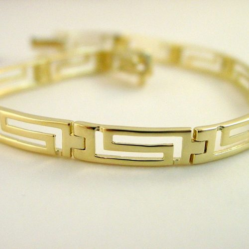 Greek Gold Bracelets