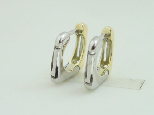 Greek key gold earrings, Greek gold jewelry, Greek jewelry, Jewelry from Greece, Meander earrings, Greek jewelry shop, Greek jewellery store, Greek key gold jewelry, 14K gold