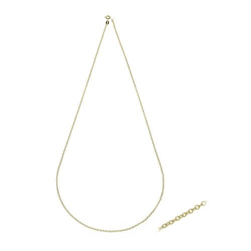 Solid 18K Gold Chain