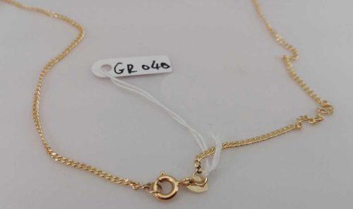 Greek Gold chain 14K - 18K