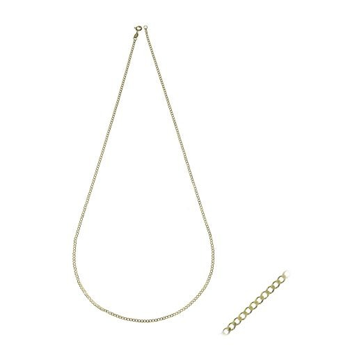 Gold Chain 14K solid yellow gold
