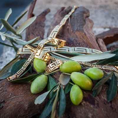 Greek Gold Jewelry