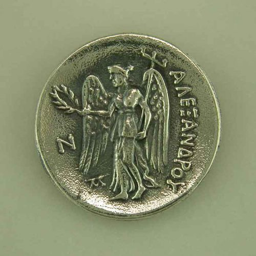 Goddess Athena, Athens Tetradrachm, Ancient Greek Silver Coin Athena silver coin, Ancient Coin Athena & Owl, Goddess of Wisdom ANSCO-005