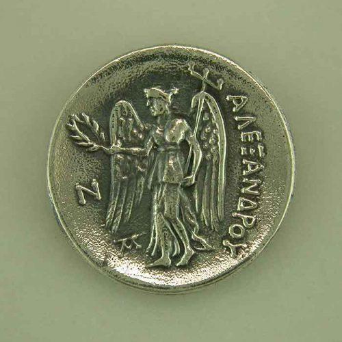 Goddess Athena, Athens Tetradrachm, Ancient Greek Silver Coin Athena silver coin, Ancient Coin Athena & Owl, Goddess of Wisdom ANSCO-005