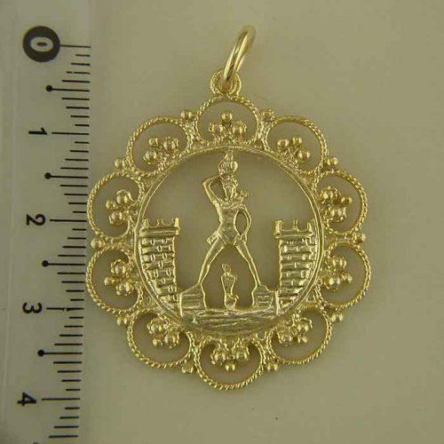 pendants-Greek-gold-jewelry- sterling-silver-gold-plated-Greek-jewelry-shop- rhodian pendant, filigree pendant, handmade pendants