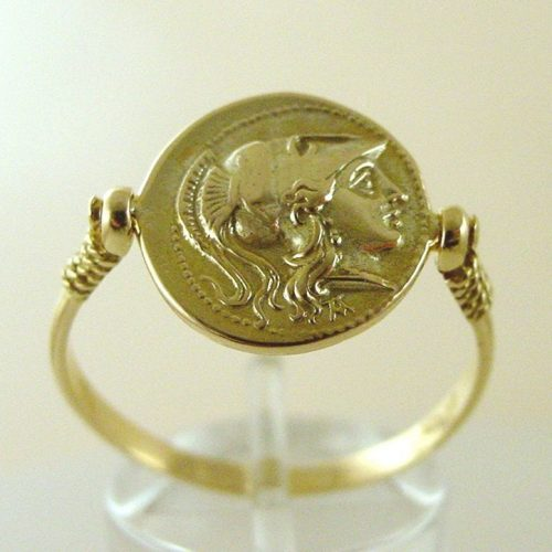 Ancient Greek rings