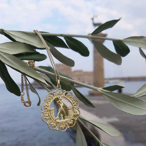 Traditional Rhodes Pendants
