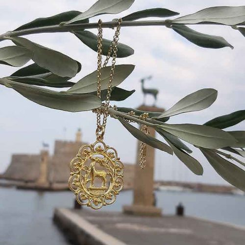Traditional Rhodes Filigree Jewelry